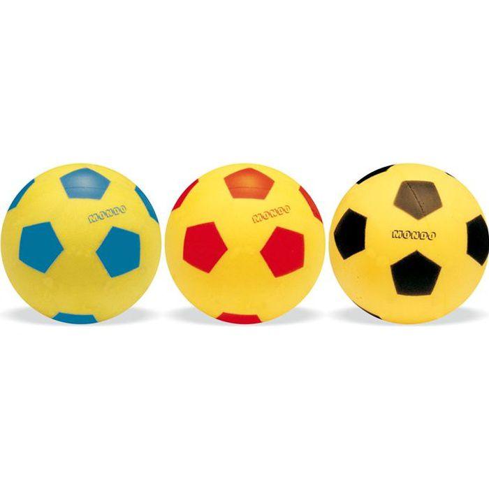 MONDO - Coupe du Monde - FIFA - Ballon de Football Balle en Mousse Ø 20 cm - Mixte - Idéal cours de récréation - Enfant