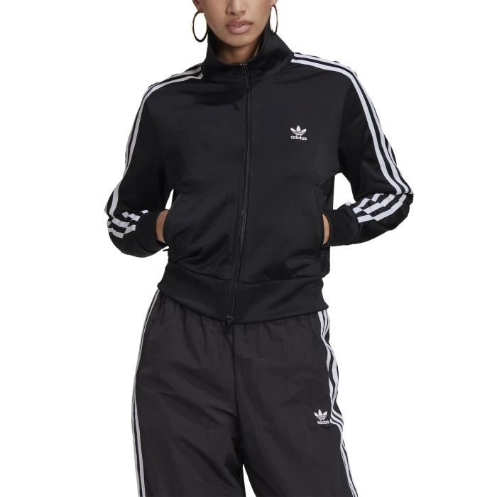 Adidas Originals Veste De Survêtement pour Femme Adicolor Classics Firebird Primeblue Noir