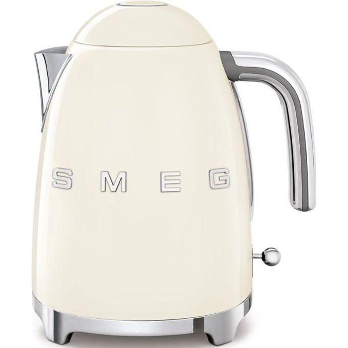 SMEG® - Bouilloire crème 1,7L - KLF03CREU