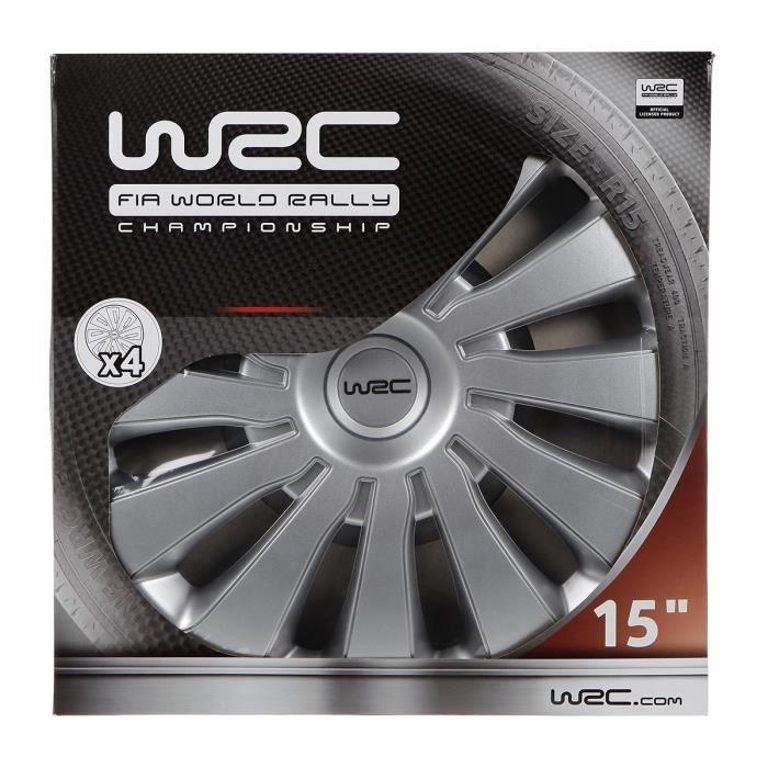 WRC 4 enjoliveurs 15- SEPANG