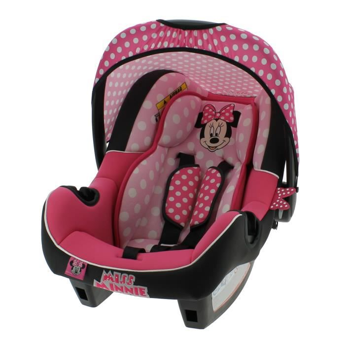 "Siege Auto Pivotant >> SIEGE AUTO ""COSI"" BE ONE LUXE MINNIE POIS DOTS DISNEY Gr 0+ ECER44/04 ADAC 4* - Achat / Vente ..."