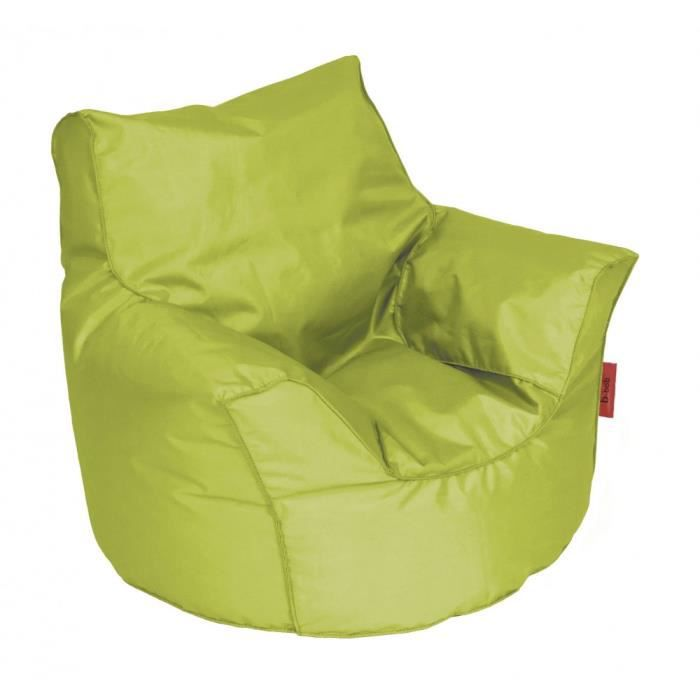 pouf fauteuil enfant piccolo couleur vert achat vente. Black Bedroom Furniture Sets. Home Design Ideas
