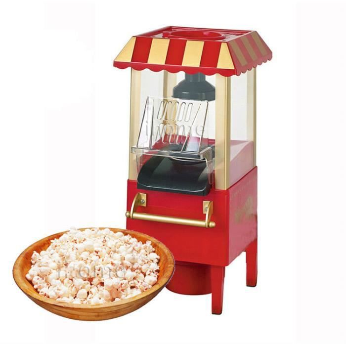 machine pop corn air chaud propuls achat vente lot petite cuisson cdiscount. Black Bedroom Furniture Sets. Home Design Ideas