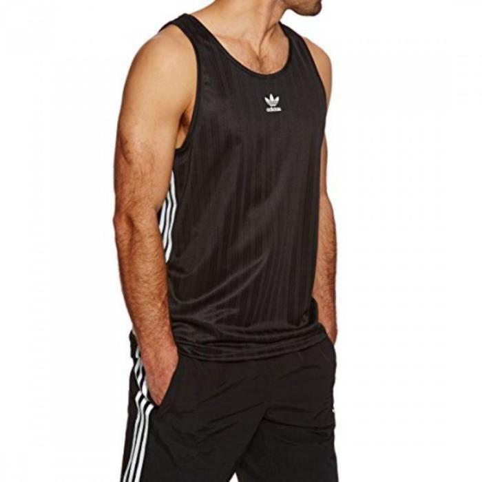 Adidas Adidas Football Debardeur Homme Noir