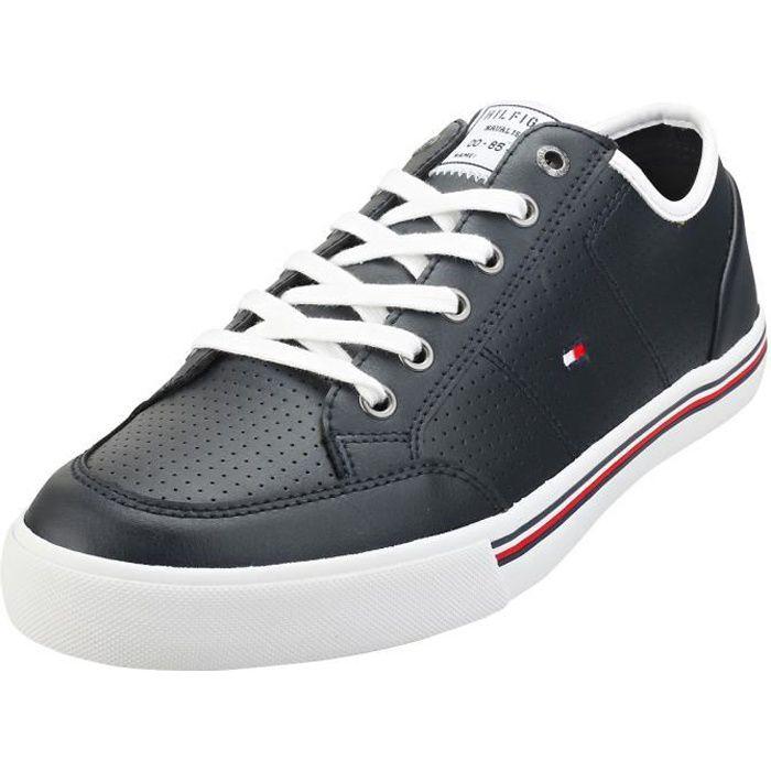 Baskets - Tommy Hilfiger - Core Corporate Sneaker
