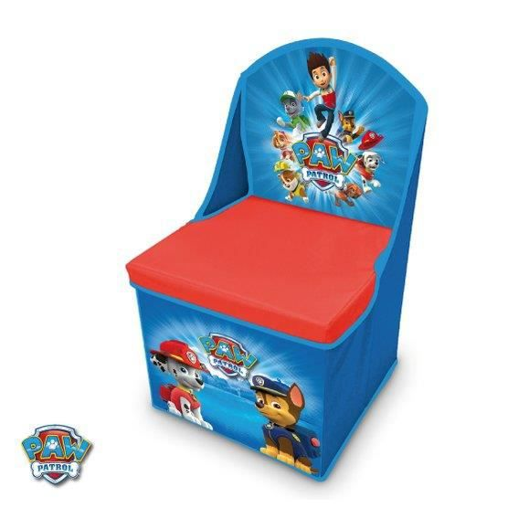 chaise pliable de rangement pat patrouille paw patrol. Black Bedroom Furniture Sets. Home Design Ideas