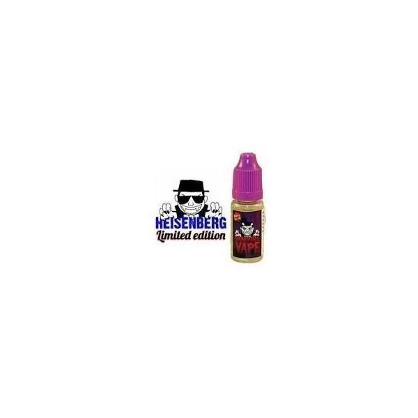 LIQUIDE Lot de 10 x E-liquide Vampire Vape Heisenberg 3 mg