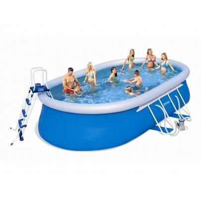 Piscine gonflable autoportante ovale guadeloupe achat for Achat piscine autoportante