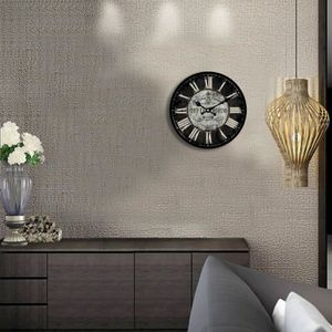 horloge murale achat vente horloge murale pas cher cdiscount. Black Bedroom Furniture Sets. Home Design Ideas