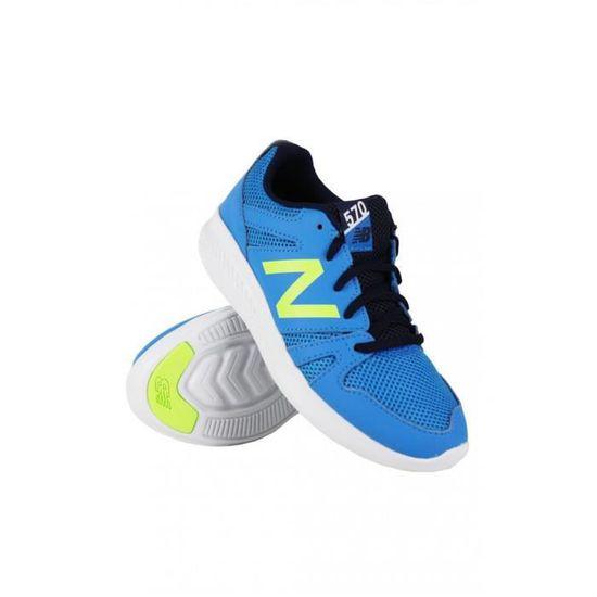 Baskets kid 570 - New balance - Enfant Bleu - Cdiscount Chaussures