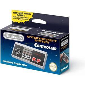 ACCESSOIRE RÉTRO Manette Nintendo Classic Mini NES