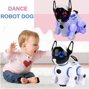 ROBOT - ANIMAL ANIMÉ Chien Robot Jouet Intelligent Pet électronique Mar