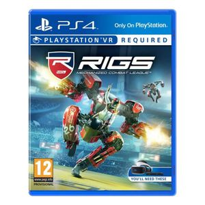 JEU PS VR Rigs Mechanized Combat League (Playstation VR) : P