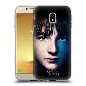 Officiel HBO Game of Thrones Or Baratheon Symboles Coque en Gel molle pour Samsung Galaxy S7