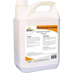 NETTOYAGE SOL Shampooing Moquette et Tapis Monobrosse 5L