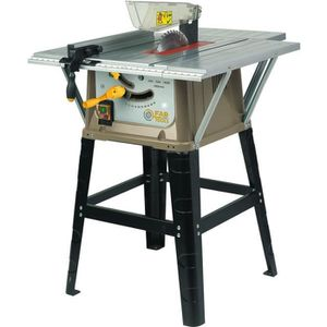 SCIE ÉLECTRIQUE FARTOOLS ONE - MJ 4C Scie de table 1500W 255mm 36