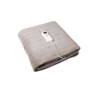 COUVERTURE - PLAID SWEETNIGHT Couverture chauffante 120x160 cm beige