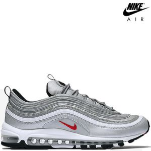 air max qs baskets basses metallic silver