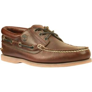 SABOT Timberland Icon Classic 3 Eye Padded Boat Shoes
