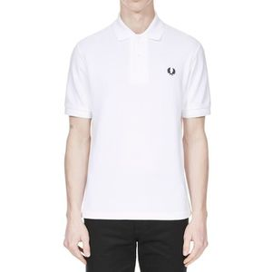 Fred Perry - Polo Fred Perry Homme Blanc