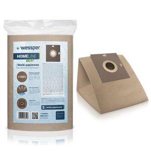 10 sacs pour aspirateur pour Dirt Devil Paroly M 7009