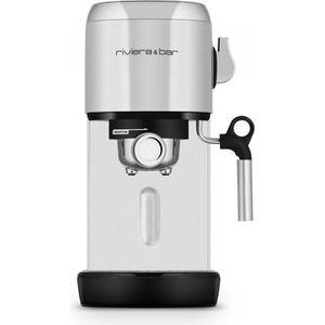 MACHINE À CAFÉ RIVIERA & BAR - Machine à Expresso Compacte Inox B