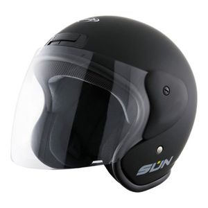 CASQUE MOTO SCOOTER Stormer 40N-SNU-N26-11 - Casque Jet SUN - taille X