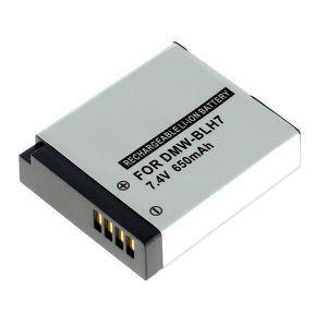 BATTERIE APPAREIL PHOTO Batterie pour Panasonic Lumix DMC-GF7, DMC-GX7, DM