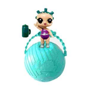 Figurine De Dessin Animé Surprise Poupée Enfant Style Surprise Simulation Oeuf Modèle Gashapon Nouveauté Jouet Fille Cadeau