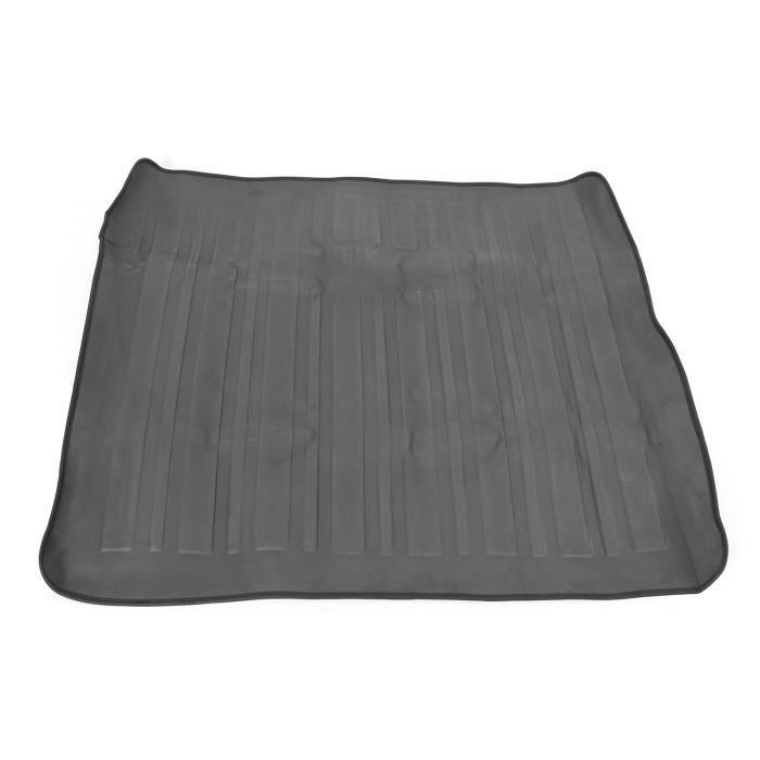 YUL Tapis de sol de coffre arrière de voiture PVC Cargos plateau de revêtement de protection adapté pour Benz GLE classe 2015