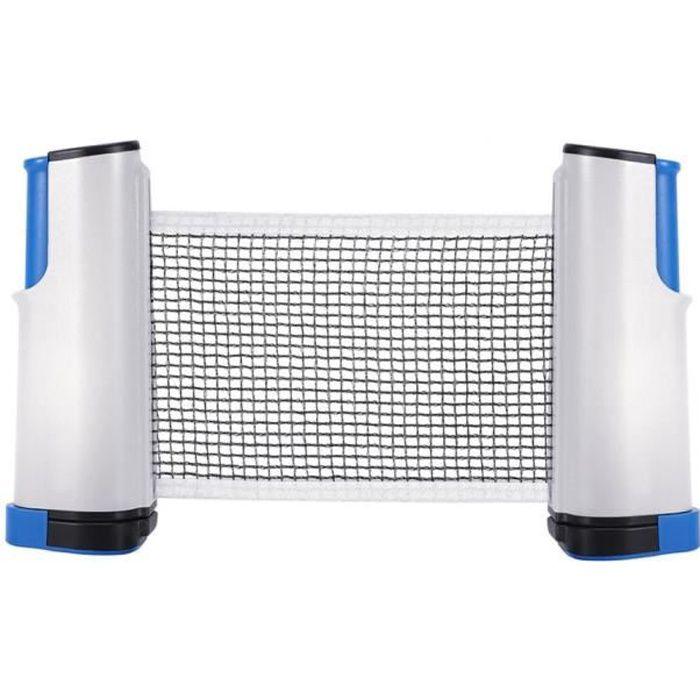 Filet Tennis De Table Rétractable Réglable Net De Remplacement Portable Pr Ping-Pong Activités Extérieur Et Intérieur