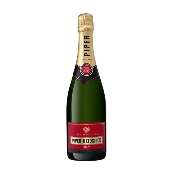 6x Piper Heidsieck Brut - Champagne