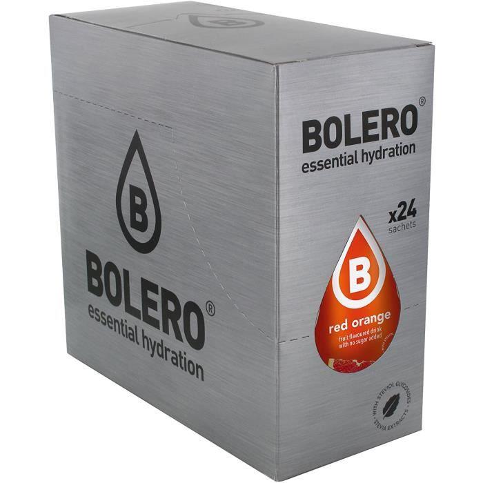Bolero Poudre Classic Red Orange 24 x 9 g