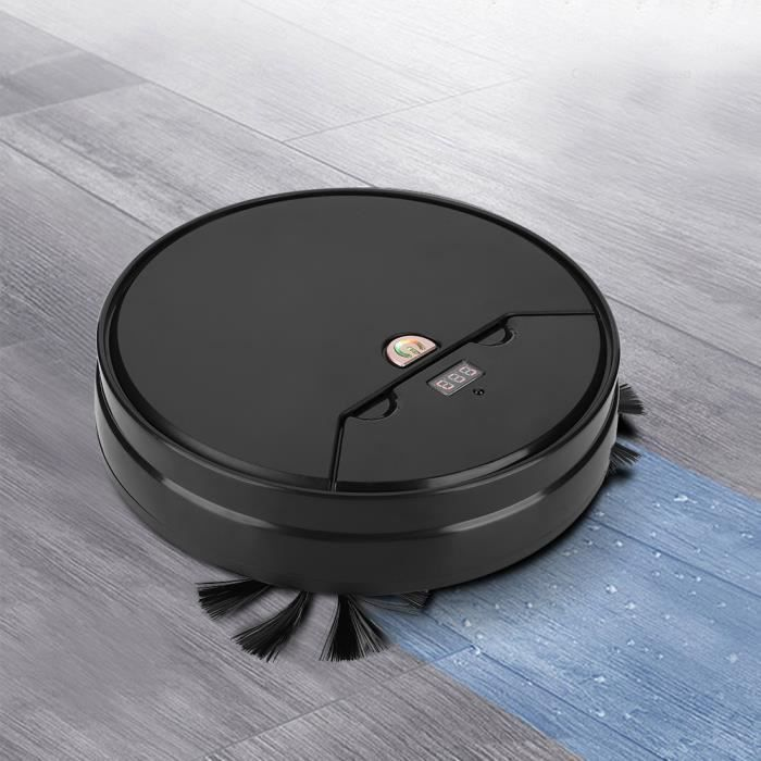 Robot Aspirateur 3 en 1, fonction balai, aspirateur,Batterie 4400 mAh HB049