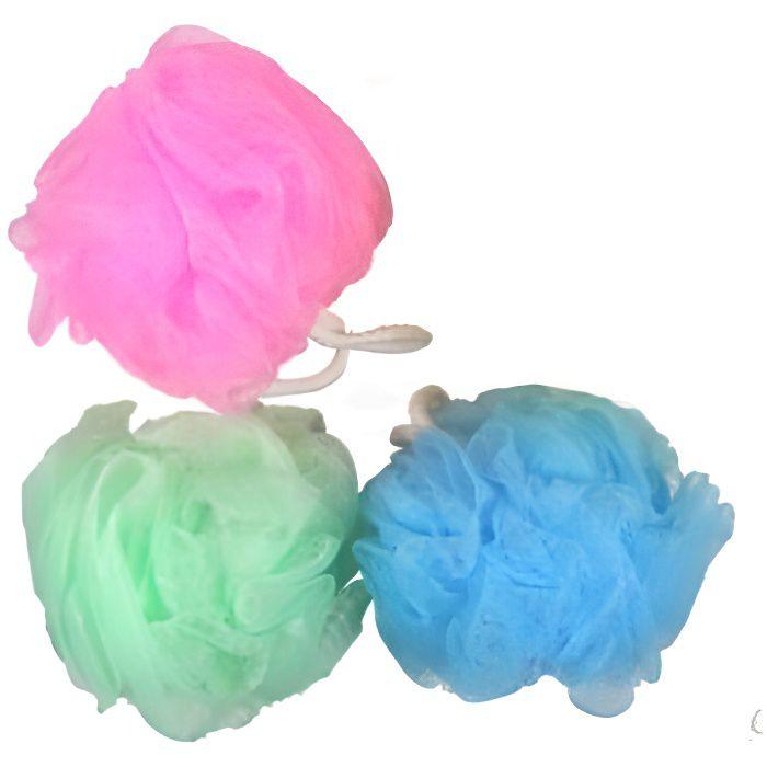 Fleur de douche couleur vert