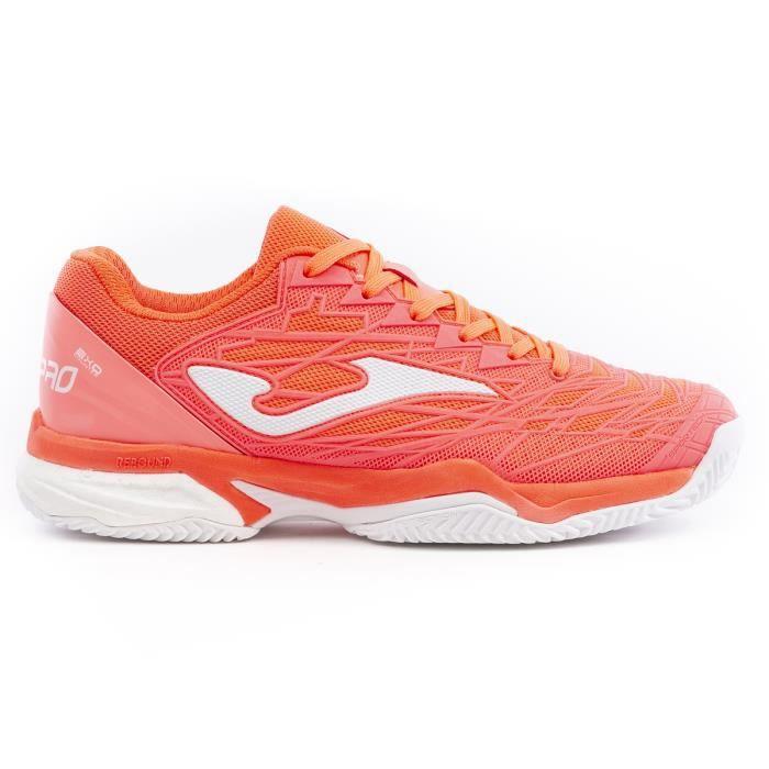 Chaussures de tennis femme Joma Ace Pro Tout-terrain T 907 - corail - 41