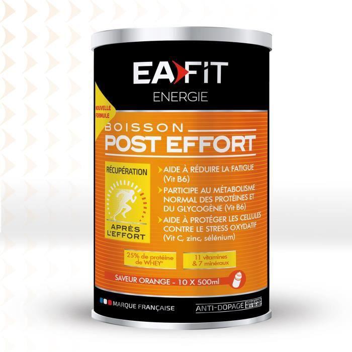 EAFIT Boisson post effort - Orange -
