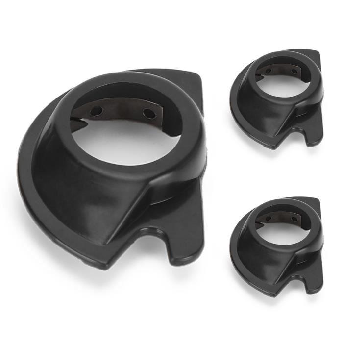 VINGVO 3pcs Boîtiers à Canette Spéciaux pour Singer Machines à Coudre Accessoire en Plastique d'Ingénierie Générale