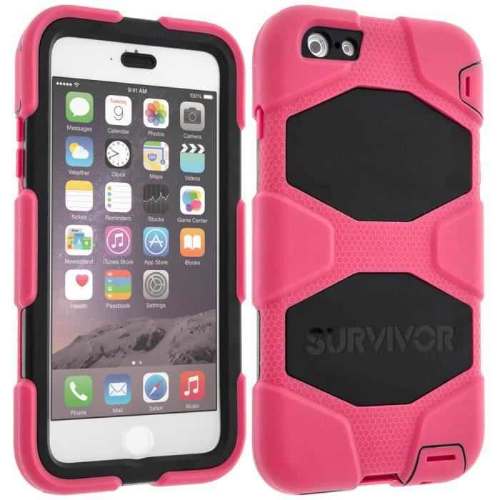 coque iphone 6 survivor slim