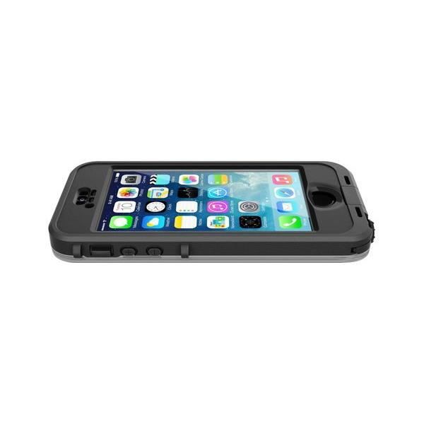 coque lifeproof iphone 5 5s nuud noir achat coque. Black Bedroom Furniture Sets. Home Design Ideas