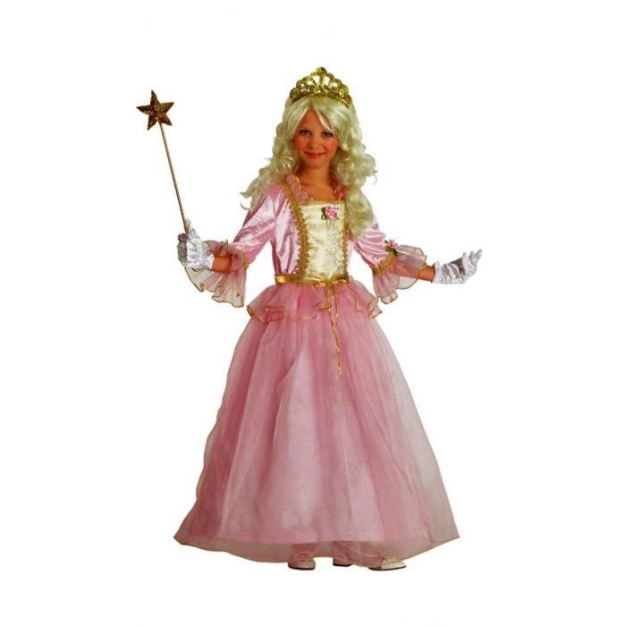 ACCESSOIRE DÉGUISEMENT Déguisement De Princesse5-7 ans (108 à 120cm)