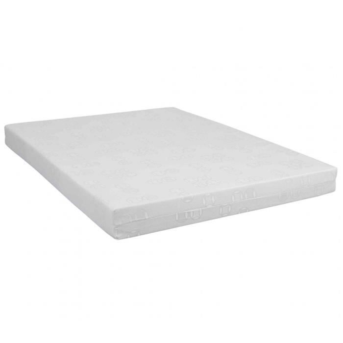 matelas mousse someo junior 90x190 achat vente matelas cdiscount. Black Bedroom Furniture Sets. Home Design Ideas