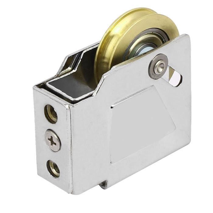 1.42 Galet simple porte coulissante ch/âssi fen/être poulie roue