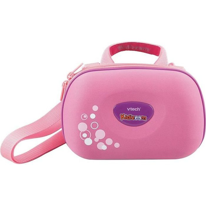 PROTECTION MULTIMÉDIA VTECH Sacoche Kidizoom Rose
