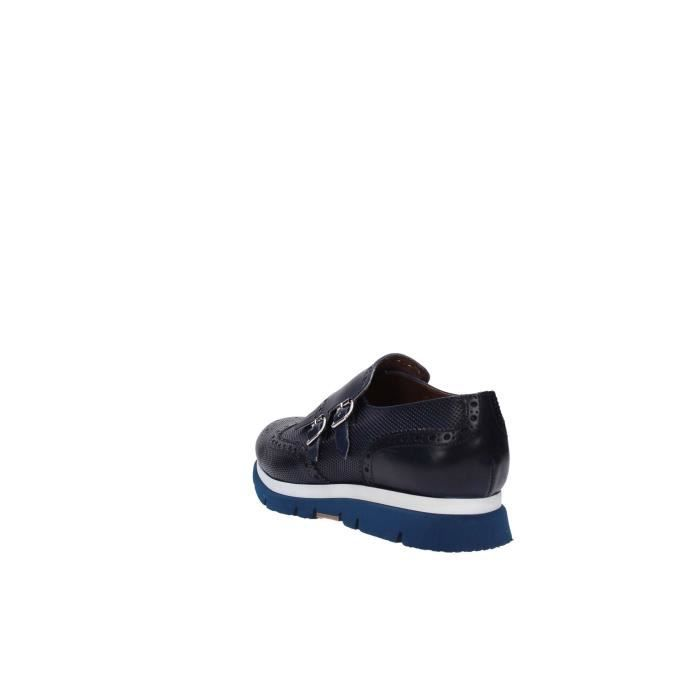Henry Lobb Lace Shoes Homme Blue