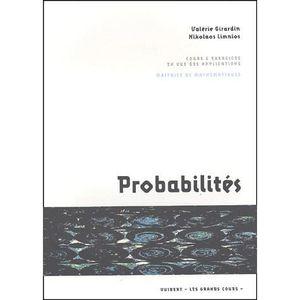 AUTRES LIVRES Probabilites en vue des applications