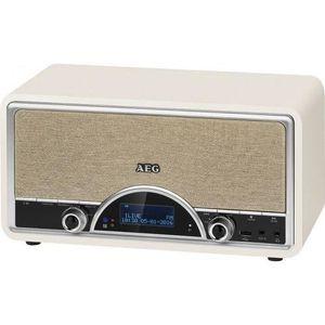 RADIO CD CASSETTE AEG NDR 4378CR DAB Radio Vintage Dab + Télécommand