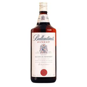 WHISKY BOURBON SCOTCH Ballantines Magnum 40°