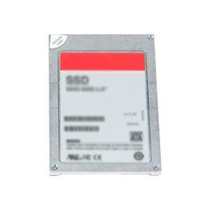 DISQUE DUR SSD Dell Disque SSD 400 Go échangeable à chaud 2.5