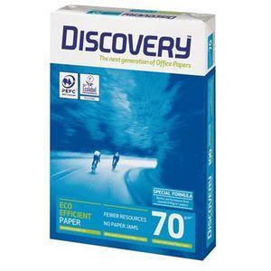 PAPIER IMPRIMANTE DISCOVERY - Ramette papier discovery A4 70g 500...